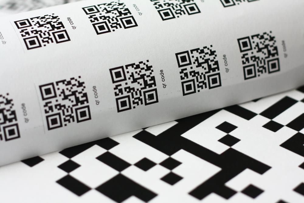 QR Code Labels - Master Tape & Label Printers